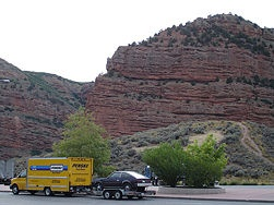Drive a Rental Truck when Moving Cross Country