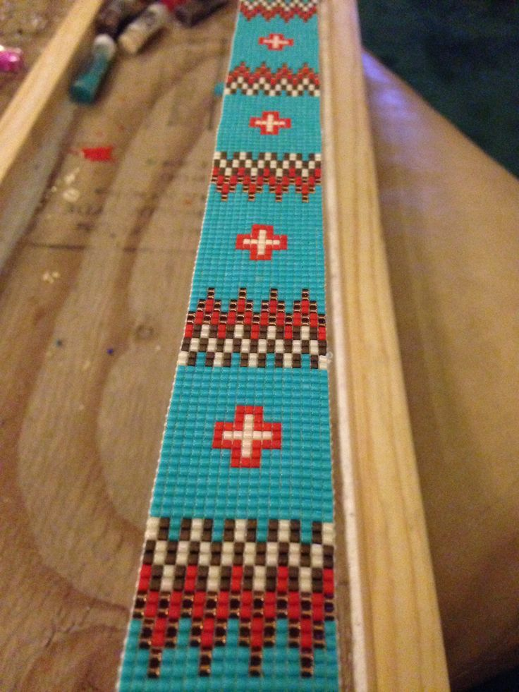 Beaded For A Belt 3g Horses Beaded Pinterest The O