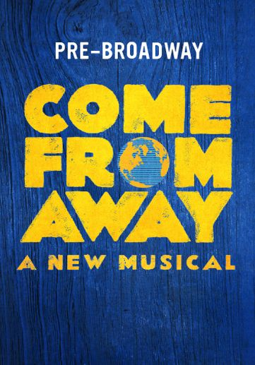 Come From Away Poster Art
