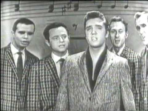 """Classic Footage Of Elvis Singing """"Peace In The Valley"""" On Nationwide TV - CVTV"""