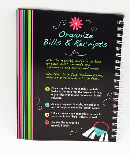 1000 ideas about bill pay organizer on pinterest money management budget plan and bill pay