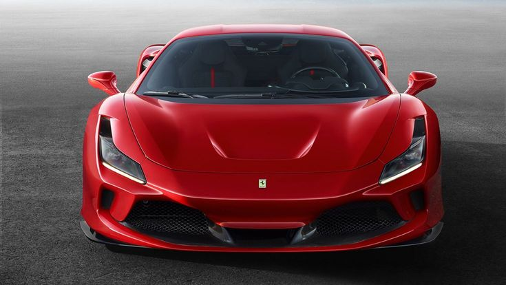 The Ferrari F8 Tributo is the most powerful V8 car its ever made
