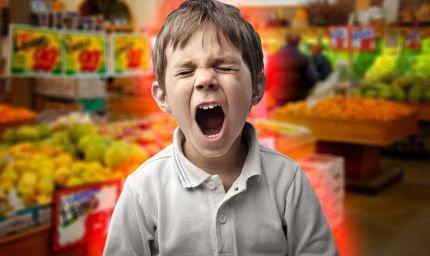Arrêtez le caprice de votre enfant en lui posant cette question magique !!