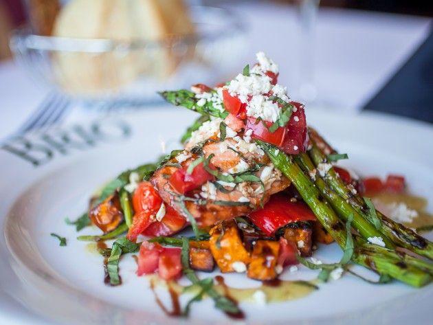 Restaurants That Serve Salmon Best