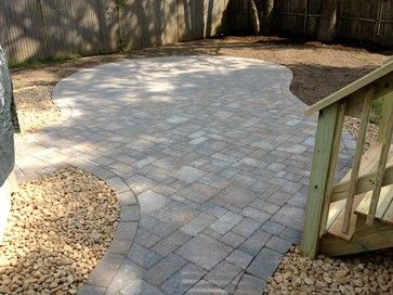 Best 25+ River Rock Patio Ideas On Pinterest | Rocks In Landscaping,  Landscaping Rocks And Backyard Designs