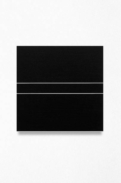 Frank Gerritz | Sidewinder-Talisman, 2005 | Paintstick on anodized Aluminium