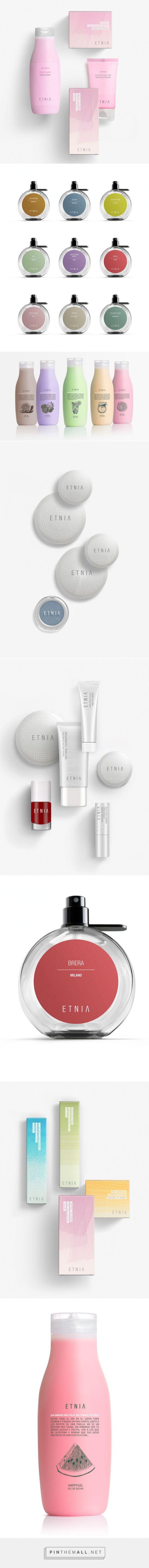 Etnia Cosmetics, un proyecto de diseño global de Lavernia & Cienfuegos - created via http://pinthemall.net