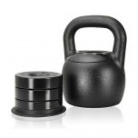CAP Barbell SDKA-CB040 40 LB. Adjustable Kettle Bells
