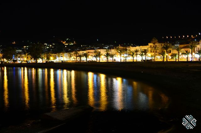 Old town of Rethymno at night #passionforgreece #rethymno #crete #greece