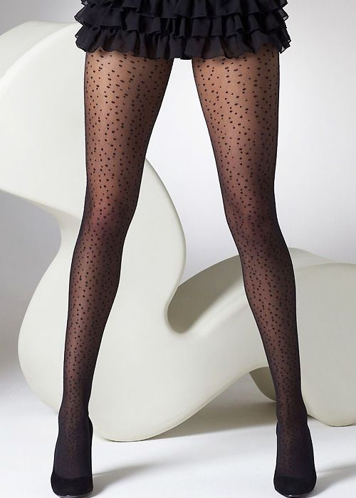 Gipsy Splash Of Spot Tights