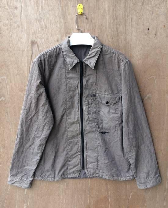 Stone Island Italian Designer Jacket Zipper Size l - Light Jackets for Sale - Grailed
