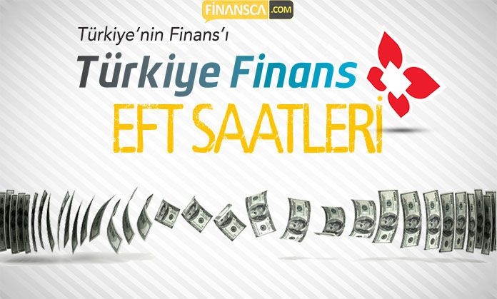 Türkiye Finans EFT Saati