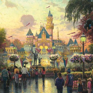 Love this one.  Reminds me SO much of my Disney visits when I was a kid.  Would like to have this one...
