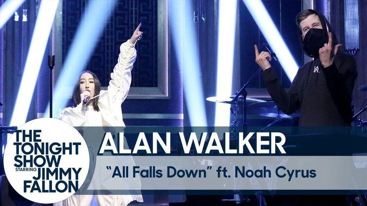 Alan Walker ft. Noah Cyrus: All Falls Down