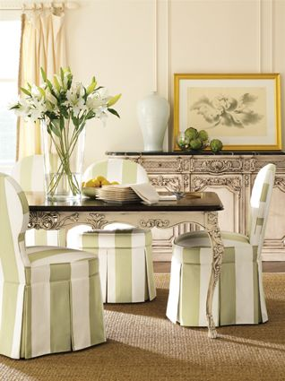 Dining that excites your senses with style and function.