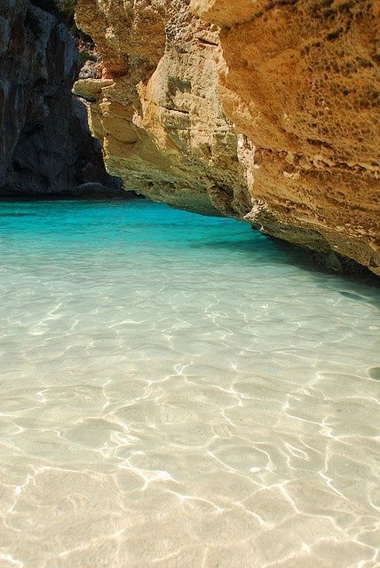 Cala mariolu - Sardinia - Italy