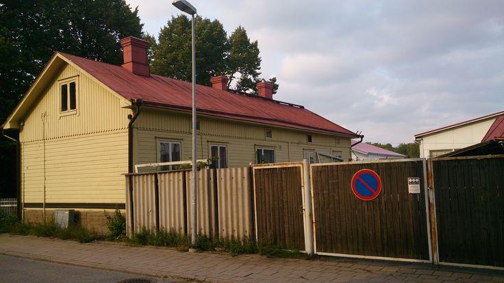 A taste of old Turku: Ketarintie (August/September 2014)