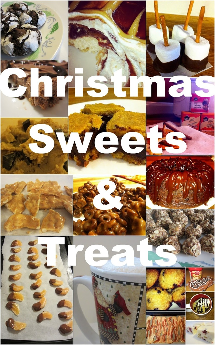 Christmas Sweets & Treats
