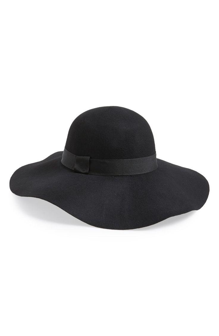 Flopy Felt Hat| Women's hats for Fall