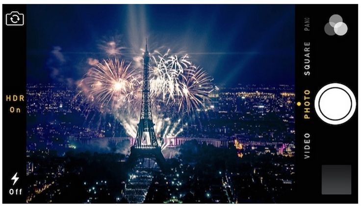 7 trucchi per fare foto e video ai fuochi d'artificio con l'iPhone