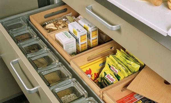 Картинки по запросу емкости для хранения сыпучих продуктов в шкафах