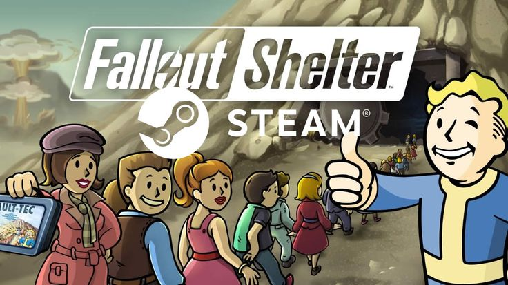Fallout Shelter Available On Steam Now
