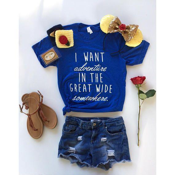 December 15-17 Shipping//Disney Princess Shirt//Belle//Disney 3