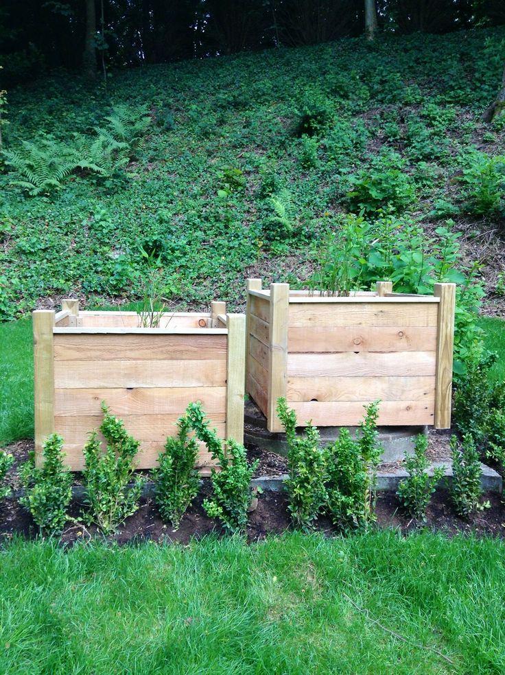 Complete Pallet Garden Set Pallet Ideas 1001 Pallets: Pallet Planter • Pallet Ideas