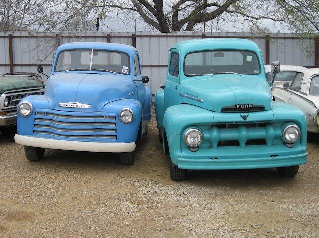 Classic Car Restoration Restoration