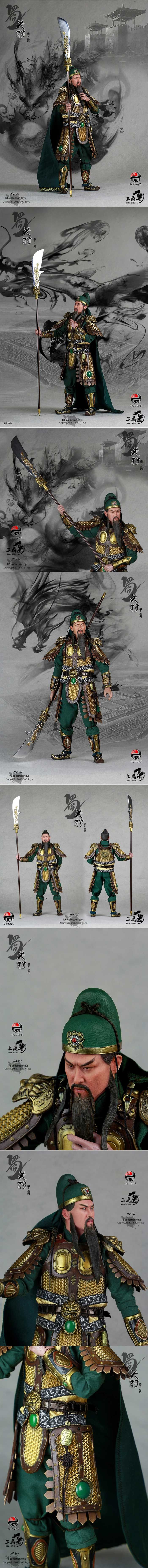 [303 Toys 1/6 China series Guan Yu (Yunchang)]