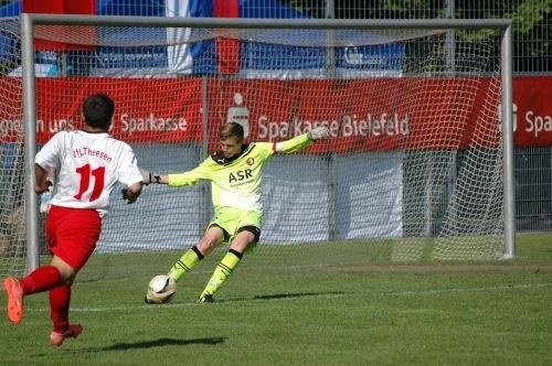 Bob van der Hoek  Feyenoord Academy