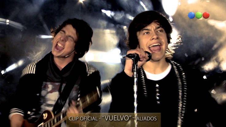 """Videoclip """"Vuelvo"""" - Aliados"""