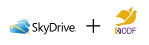 Microsoft adds ODF support, URL shortening to its SkyDrive storage service