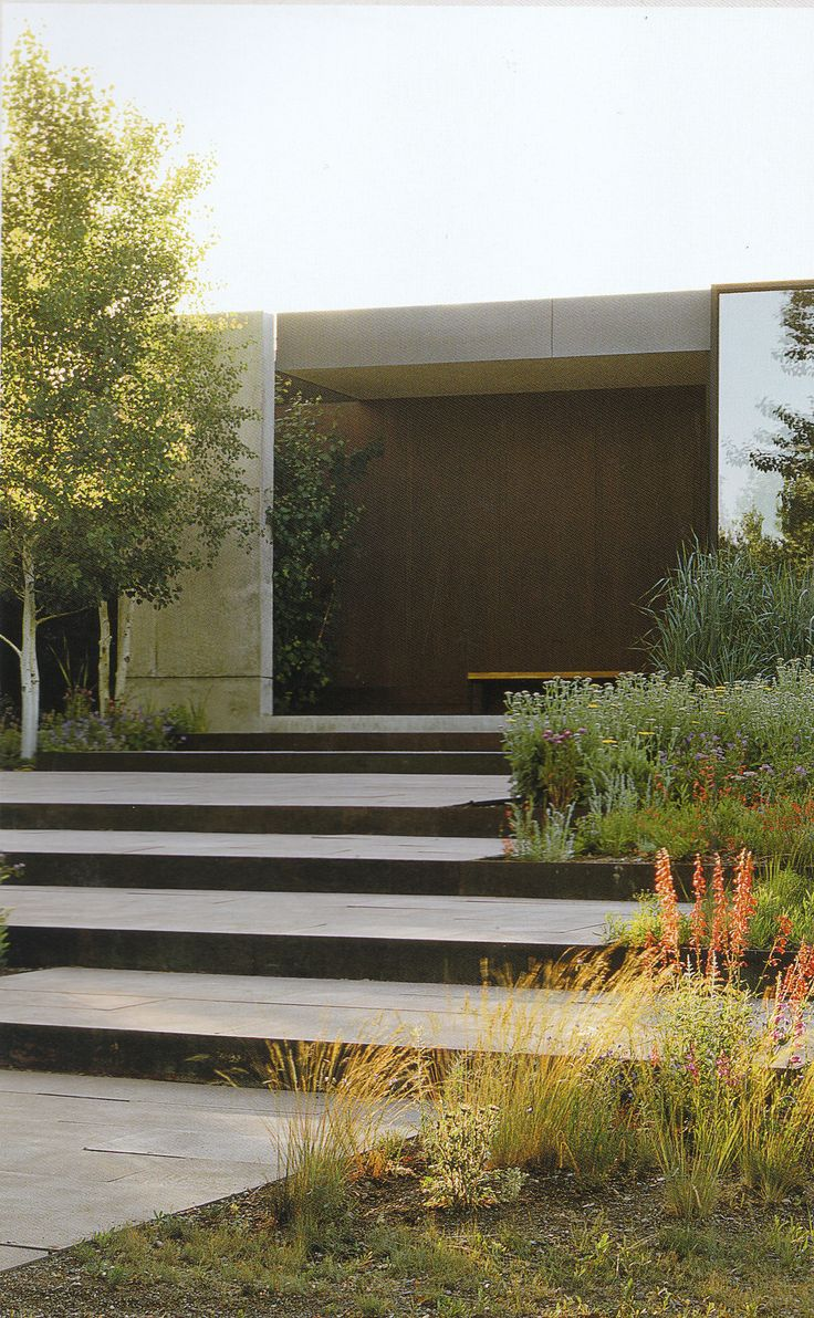 .San Francisco California, Outdoor, Front Yards, Gardens, Front Entrance, Architecture, Landscapes Design, Step, Lutsko Association