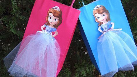 Disney Princess Sofia The First 6 Birthday by FantastikCreations