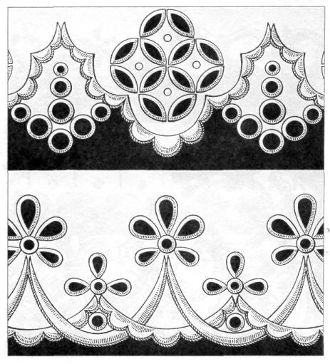 Richelieu | Cutwork