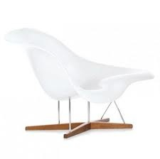 Vitra chair: only to small.....