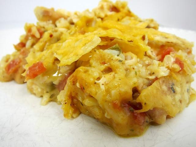 Fiesta Chicken Casserole Chicken: Recipe, Chicken Soups, Maine Dishes, Yummy Food, Fiestas Chicken, Mexicans Chicken, Plainchicken, Plain Chicken, Chicken Casseroles