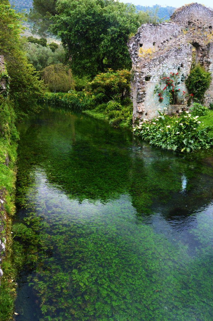 Ninfa Gardens, Italy by Bruce on 500px