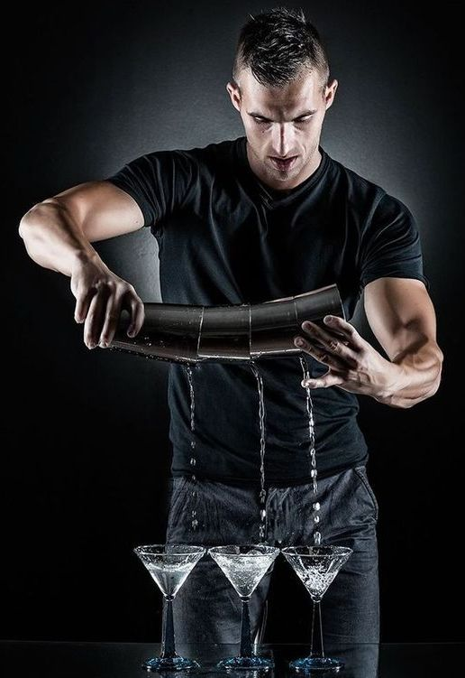 Hire one of our Flair Bartenders and make sure your party is one to remember!