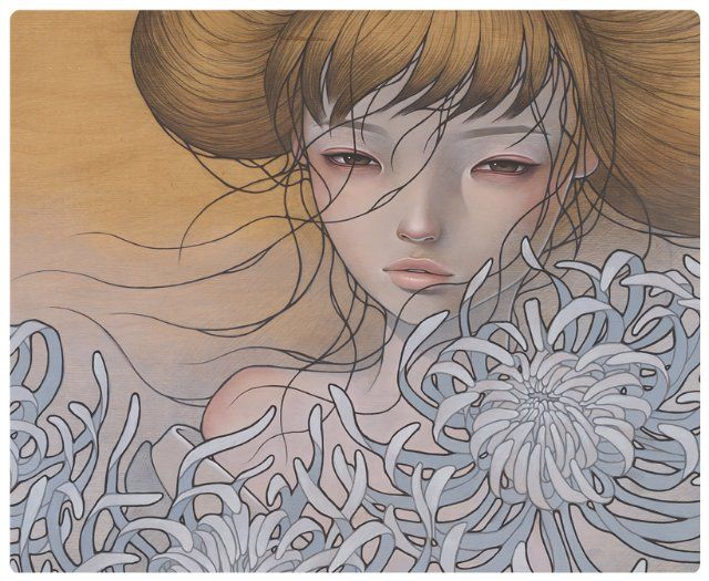 Грустные красавицы Одри Кавасаки (Audrey Kawasaki)