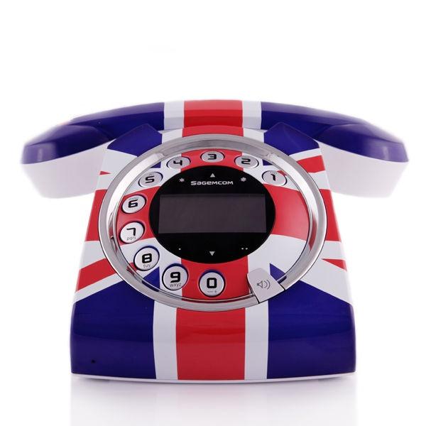 Sagemcom Sixty Digital Cordless Phone