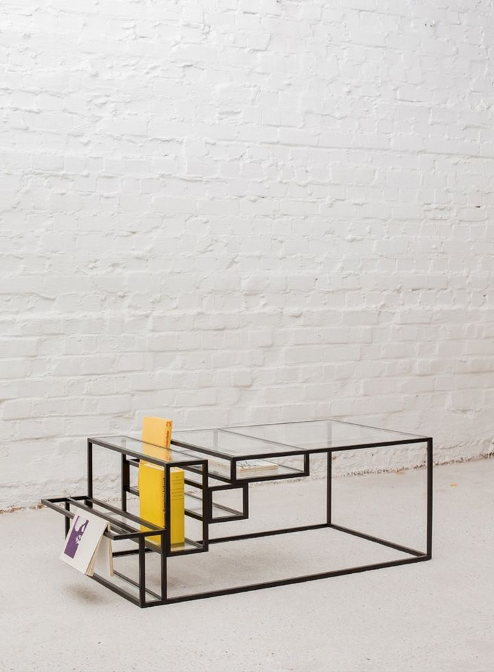 Jointed Cube Furniture Collection by Filip Janssens » Retail Design Blog
