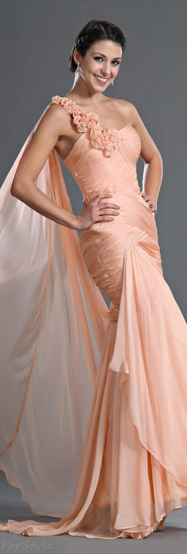 Lovely Sweetheart Gown