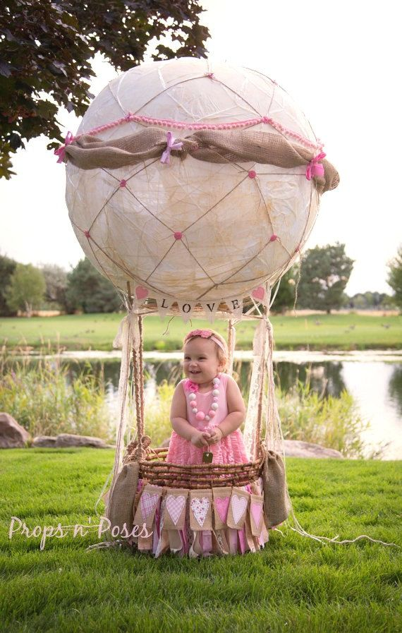 17 Best Images About DIY: Mini Hot Air Balloon Decorations