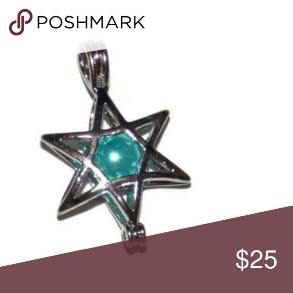 Brand New Star of David Cage Necklace Pendant. All items are shipped to me from my supplier and shipped to you as per poshmark rules after recieved. I'll recieve tem in the time frame from the supplier and ship same day if possible. My top priority is to get your item to you as fast as humanily possible and to make all transations 5 stars to the complete best of my ability with satisfaction from all buyers. If you have any question I do have my facebook page info on the page. Feel free to…