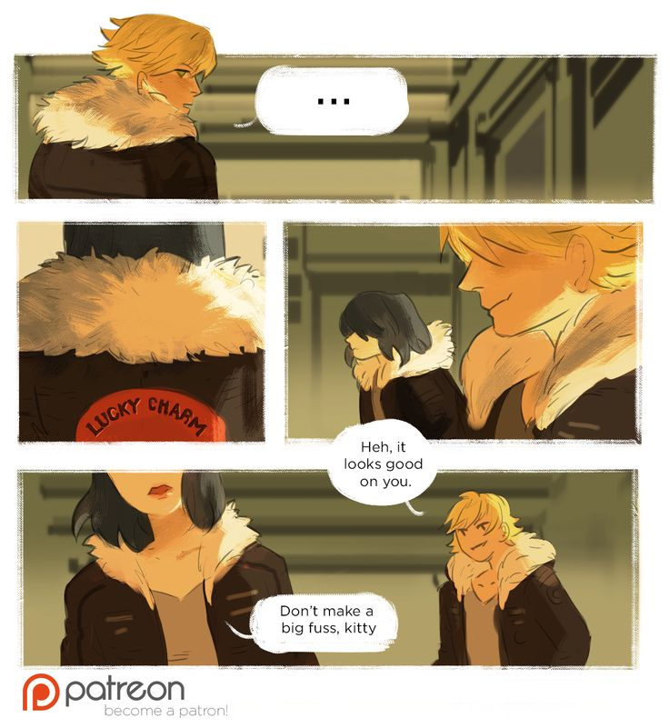 Ladynoir OTP Hell — cycloalkane:   Fresh off the Academy, Adrien and...