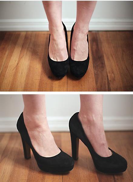 Купить обувь на удобном каблуке