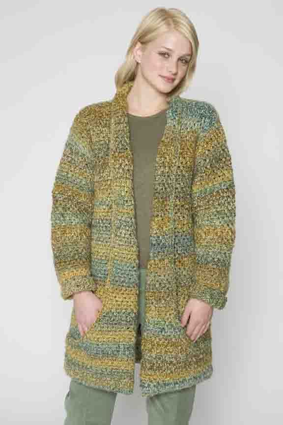 Free Crochet Pattern For Sweater Coat : 17 Best ideas about Crochet Coat on Pinterest Crochet ...