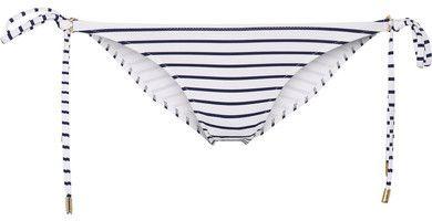 Melissa Odabash - Key West Striped Bikini - Navy